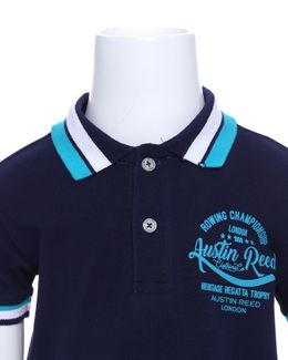 Austin Reed Regatta Boys Black Striped Polo T Shirt 3 4 Years Buy Clothing Online Best Price And Offers Ksa Hnak Com