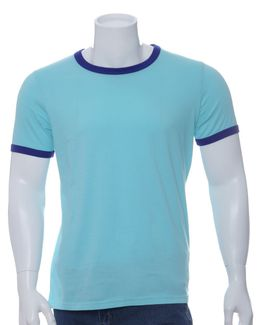 Austin Reed Ringer Men Light Blue T Shirt S Buy Clothing Online Best Price And Offers Ksa Hnak Com