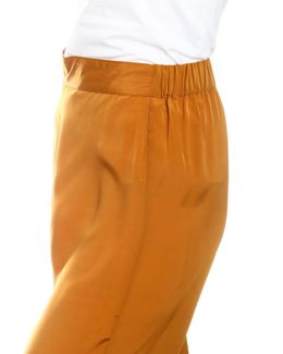 Austin Reed Wide Hem Women Mustard Colored Pants S Buy Clothing Online Best Price And Offers Ksa Hnak Com