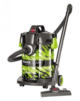 Bissell PowerClean Professional Wet & Dry Canister Vacuum Cleaner