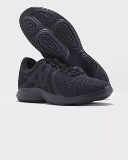 thoughts on uk availability quality products Nike Revolution 4 Running Shoes for Men (Black) - 44.5 EU | Buy ...